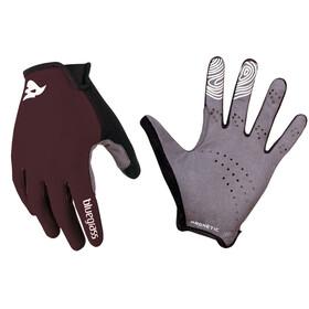 bluegrass Magnete Lite Handskar röd/svart